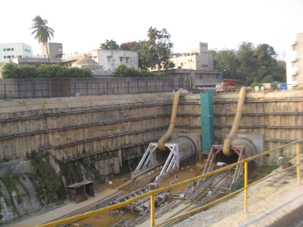 Bangalore Metro sneak peek