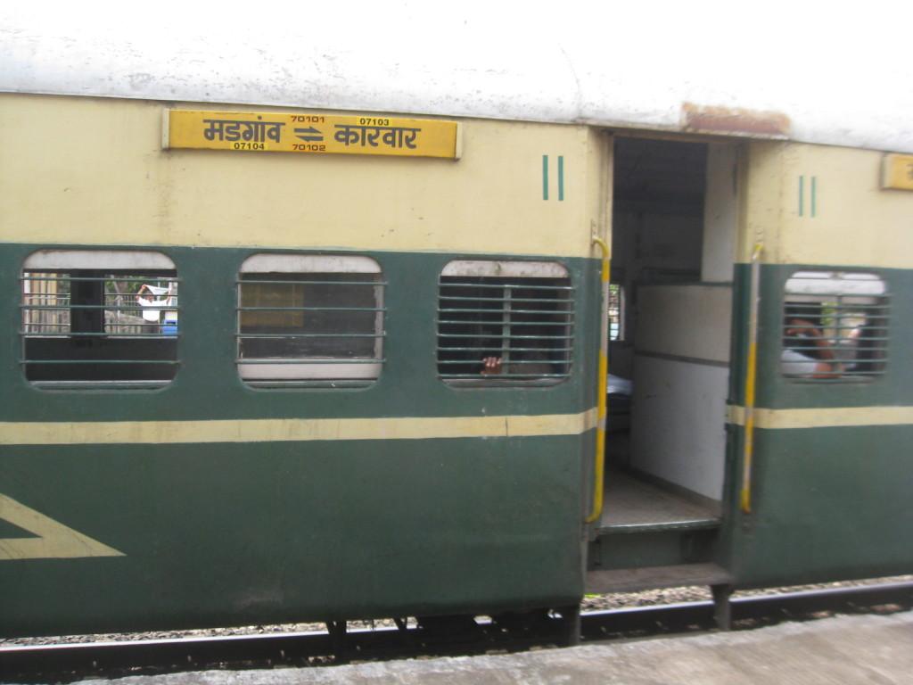 Karwar to Madgaon