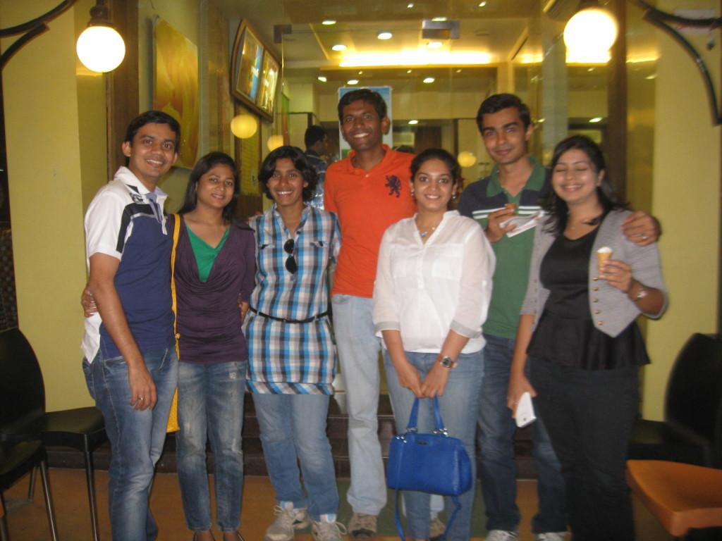 USC friends